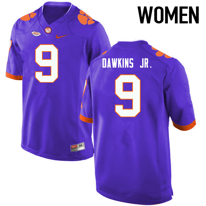 super popular a2f92 d1baa Brian Dawkins Jr. Jerseys Clemson Tigers College Football ...