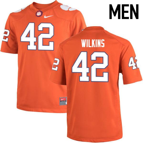 lowest price 32b36 0b294 Christian Wilkins Jerseys Clemson Tigers College Football ...